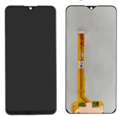 Экран для Vivo Y91, Y91i, Y91c с тачскрином, цвет: черный