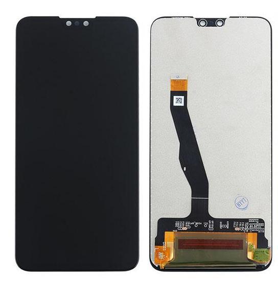 Экран для Huawei Y9 2019 (JKM-LX1, JKM-LX3) с тачскрином, цвет: черный