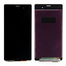 Экран для Sony Xperia Z3 D6603 (D6653, D6616, D6633) с тачскрином, цвет: черный (оригинал)
