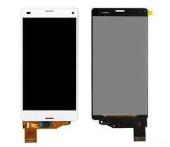Экран для Sony Xperia Z3 Compact D5803 (Xperia Z3 mini) с тачскрином, цвет: белый (оригинал)