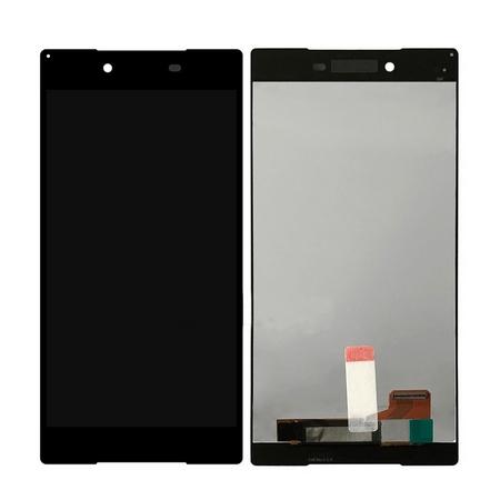 Экран для Sony Xperia Z5 Premium E6853 (Z5 Premium Dual, E6833, E6883) с тачскрином, цвет: черный