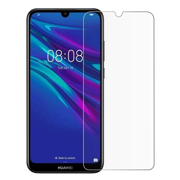 Защитное стекло для Huawei Honor 8A Pro 2019 (JAT-L41) , цвет: прозрачный