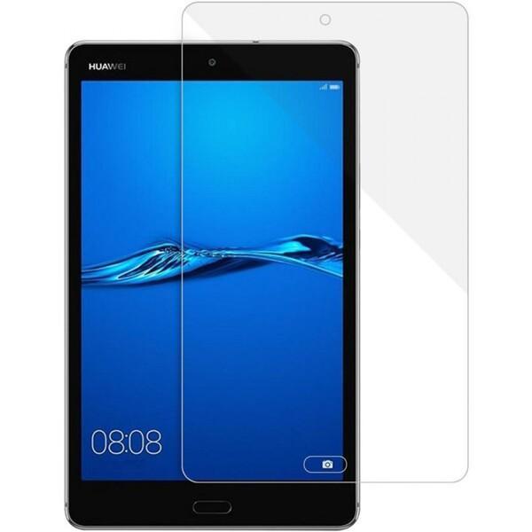 Защитное стекло для Huawei MediaPad M5 Lite 8.0, цвет: прозрачный